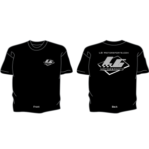 LG BLACK T-SHIRT