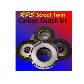 RPS Street Twin Disk Carbon Clutch