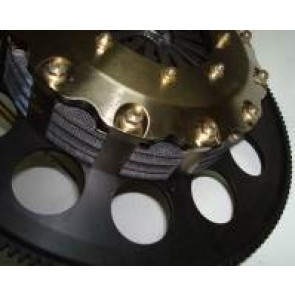 Tilton Triple Carbon Clutch