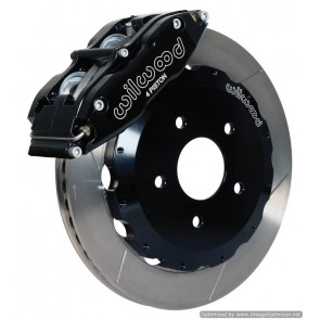 Wilwood SL4R Rear Big Brake Kit C5/C6