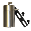 LG Motorsports Aluminum Oil Catch Can
