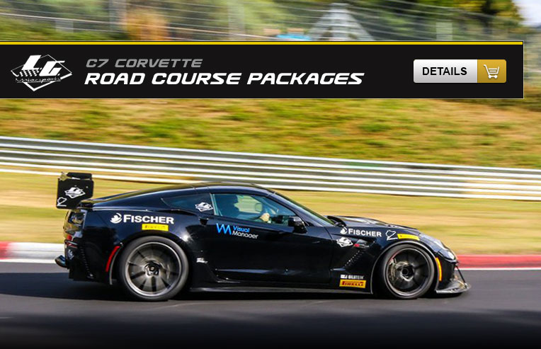 C7 Road Course Packages