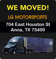 LG Motorsports New Location