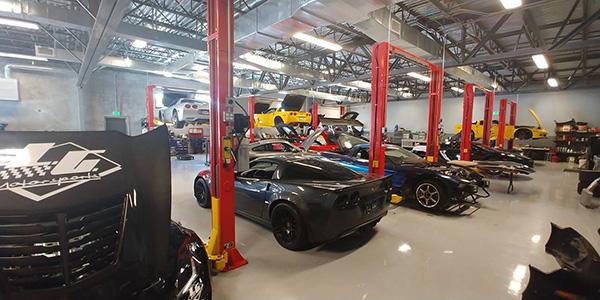 LG Motorsports Shop