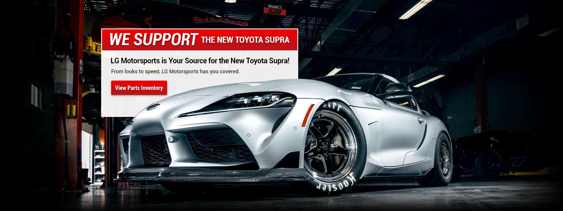 Toyota Supra Parts